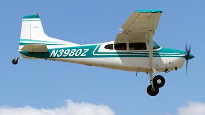 N3980Z - Cessna 185B Skywagon - Private