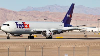 N155FE - Boeing 767-3S2F(ER) - FedEx