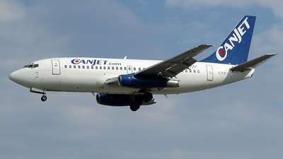 C-FJCJ - Boeing 737-201(Adv) - CanJet Airlines