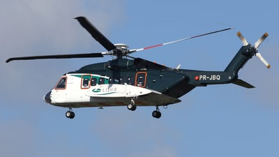 A picture of PRJBQ - Sikorsky S92A Helibus - [920239] - © Allan Martins Antunes