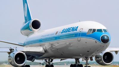 OO-SLD - McDonnell Douglas DC-10-30 - Sabena