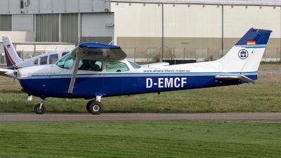 D-EMCF - Reims-Cessna F172N Skyhawk II - Motorfluggemeinschaft Speyer