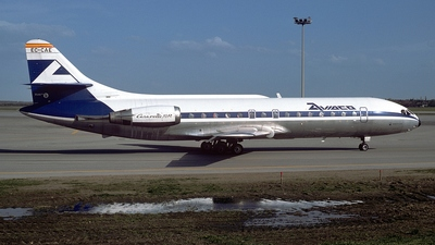 EC-CAE - Sud Aviation SE 210 Caravelle 10B1R - Aviaco