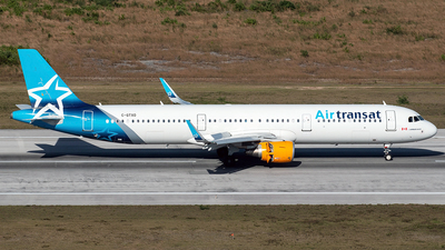 A picture of CGTXO - Airbus A321211 - [7055] - © Alejandro Hndez