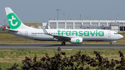 F-HTVS - Boeing 737-86J - Transavia France