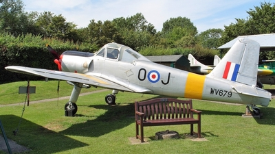 WV679 - Percival Provost T.1 - United Kingdom - Royal Air Force (RAF)