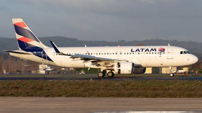 PR-TYQ - Airbus A320-214 - LATAM Airlines