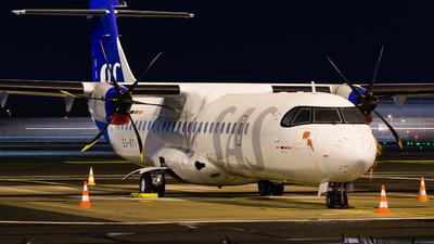 ES-ATI - ATR 72-212A(600) - Scandinavian Airlines (Regional Jet)