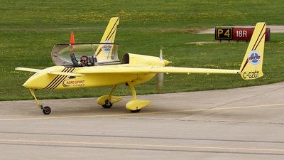 A picture of CGZGT - Rutan LongEZ - [568] - © EricPagelu