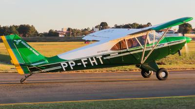 PP-FHT - Aero Boero AB115 - Aeroclube do Paraná