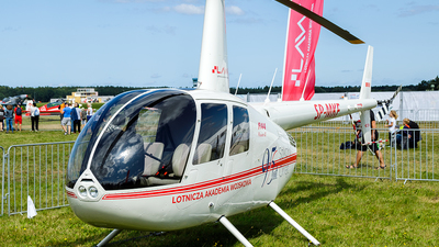 SP-MKF - Robinson R44 Raven II - Academic Centre for Aviation Training of Polish Air Force Academy
