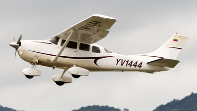 YV1444 - Cessna U206F Stationair - Private