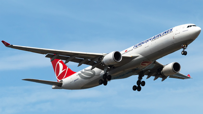 A picture of TCJOA - Airbus A330303 - Turkish Airlines - © Furkan Borakazi