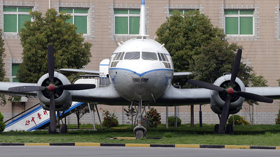 652 - Ilyushin IL-14 - Civil Aviation Administration of China (CAAC)