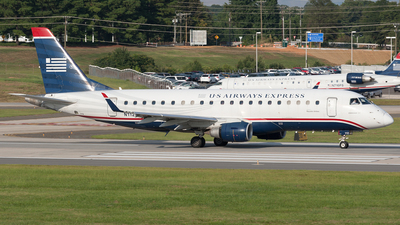 N112HQ - Embraer 170-200LR - US Airways Express (Republic Airlines)