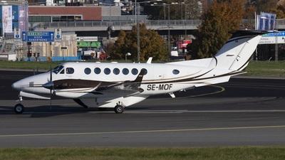 SE-MOF - Beechcraft 300 Super King Air - Svenskt Industriflyg