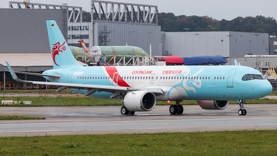 D-AVYA - Airbus A321-251NX - Loong Air