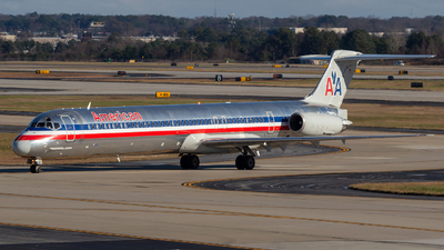 N76202 - McDonnell Douglas MD-83 - American Airlines