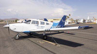 A picture of N4402T - Piper PA28181 - [2843717] - © xuxinyi1000