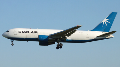 OY-SRI - Boeing 767-25E(BDSF) - Star Air