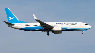 B-5303 - Boeing 737-85C - Xiamen Airlines