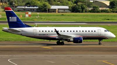 N803MD - Embraer 170-100LR - US Airways Express (Republic Airlines)
