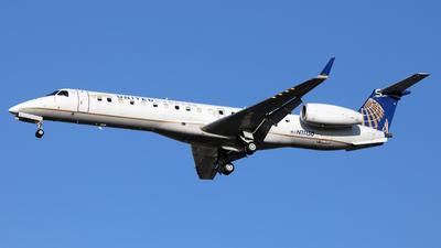 A picture of N11150 - Embraer ERJ145XR - United Airlines - © Len Schwartz