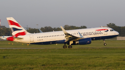 A picture of GEUYS - Airbus A320232 - British Airways - © Rafal Pruszkowski