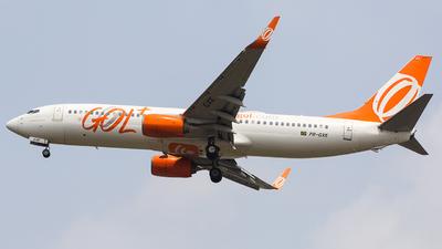 PR-GXE - Boeing 737-8EH - GOL Linhas Aéreas