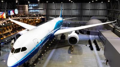 A picture of N787BA - Boeing 7878 Dreamliner - [40690] - © Joe Masui