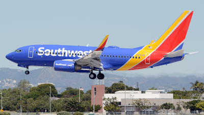 N7723E - Boeing 737-76N - Southwest Airlines