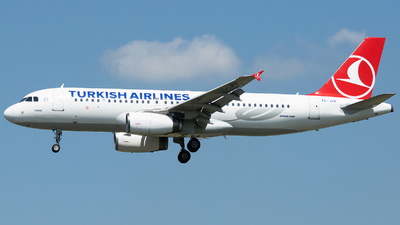 A picture of TCJPK - Airbus A320232 - Turkish Airlines - © Stefan Bayer