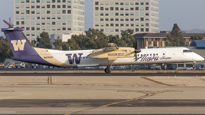 N435QX - Bombardier Dash 8-Q402 - Alaska Airlines (Horizon Air)
