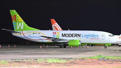 A picture of PPYBD - Boeing 7373Y0(SF) - Modern Logistics - © Thiago Almeida Denz