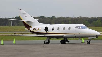 N121AT - Dassault Falcon 10 - Private