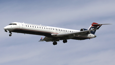 N245LR - Bombardier CRJ-900 - US Airways Express (Mesa Airlines)