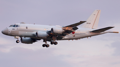 5505 - Kawasaki P-1 - Japan - Maritime Self Defence Force (JMSDF)