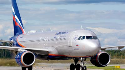 A picture of VPBTC - Airbus A320214 - Aeroflot - © Fedor Kabanov