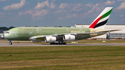 F-WWSS - Airbus A380-842 - Emirates