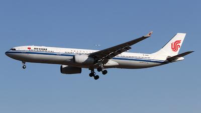 B-6101 - Airbus A330-343 - Air China