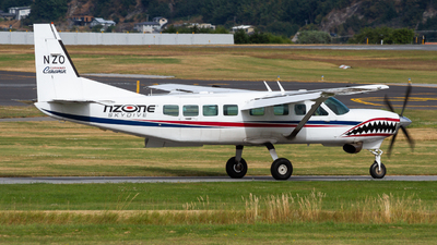 ZK-NZO - Cessna 208B Grand Caravan - Skydive Queenstown