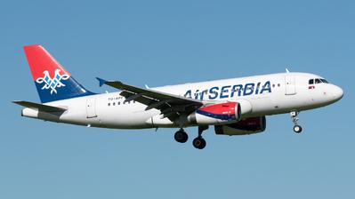 YU-APF - Airbus A319-132 - Air Serbia