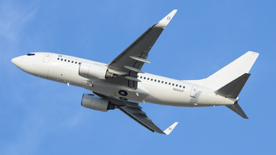 N660CP - Boeing 737-7BD - Hillwood Airways