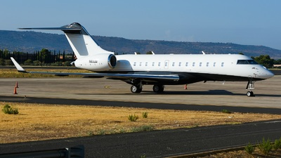 N83JJ - Bombardier BD-700-1A11 Global 5000 - Private