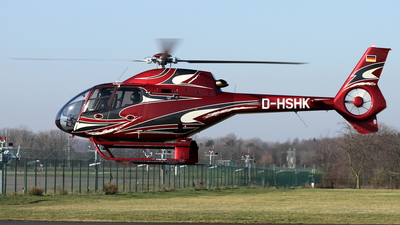 D-HSHK - Eurocopter EC 120B Colibri - Germany - Bundespolizei