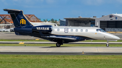 N848AM - Embraer 505 Phenom 300 - Private