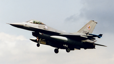 299 - General Dynamics F-16AM Fighting Falcon - Norway - Air Force