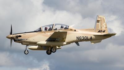 N630LA - Beechcraft AT-6C - Beechcraft Corporation
