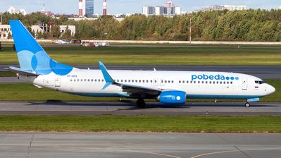 VP-BPX - Boeing 737-8AL - Pobeda