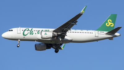 B-8435 - Airbus A320-214 - Spring Airlines